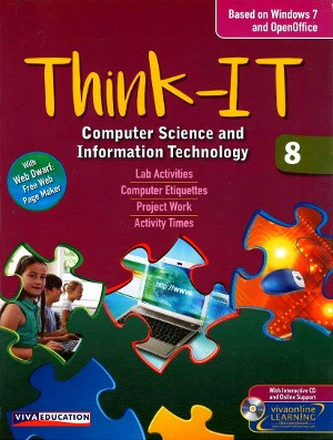 Viva Think IT Computer Science And Information Technology Class 8