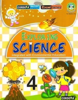 Cordova Exploring Science for Class 4