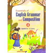 Essentials of English Grammar and Composition Class 4