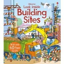 Usborne Look Inside Building Sites