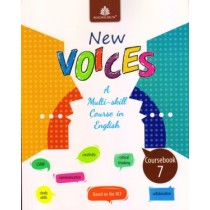 Madhubun New Voices English Coursebook For Class 7