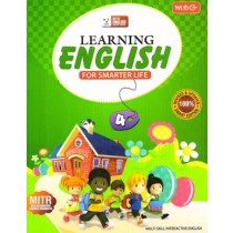 MTG Learning English For Smarter Life Class 4