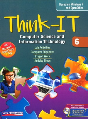 Viva Think IT Computer Science And Information Technology Class 6