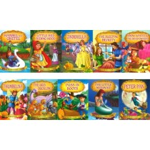 Uncle Moons Fairy Tales Pack of 10 Titles