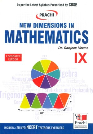 Prachi New Dimensions In Mathematics For Class 9