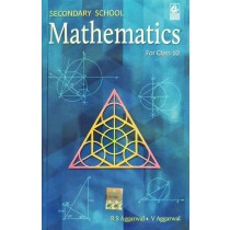 Secondary School Mathematics For Class 10 By R.S Aggarwal