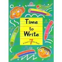 Time to Write Book 7