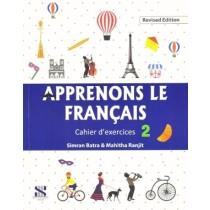 Apprenons Le Francais Cahier d'exercices Book 2