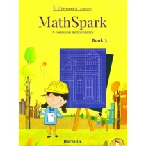Mathspark Mathematics Book for class 3