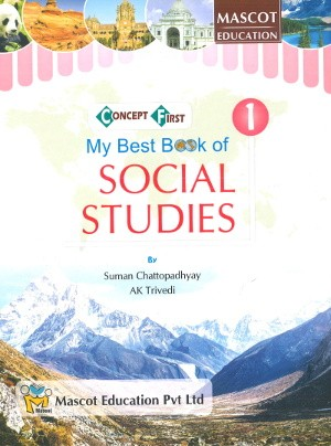 My Best Book of Social Studies Class 1