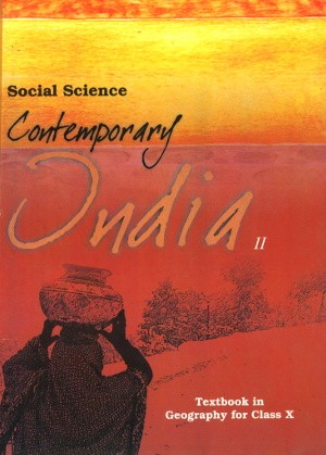 NCERT Social Science Contemporary India II