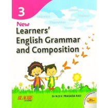 New Learner English Grammar and Composition Class 3