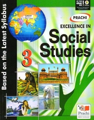 Prachi Excellence In Social Studies For Class 3