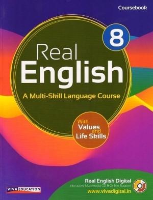 Viva Real English Coursebook Class 8