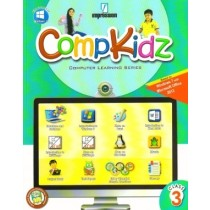 Compkidz Computer Learning Series Class 3