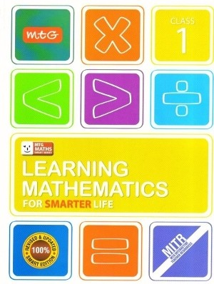 MTG Learning Mathematics For Smarter Life Class 1