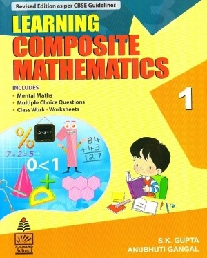 S chand Learning Composite Mathematics Class 1