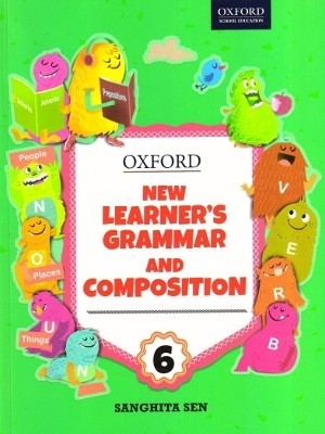 Oxford New Learner's Grammar and Composition Class 6