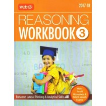 MTG Olympiad Reasoning Workbook Class 3