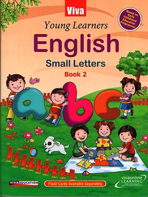 Viva Young Learners English Small Letter Book 2