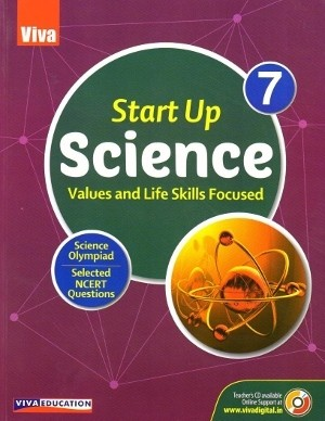 Viva Start Up Science For Class 7