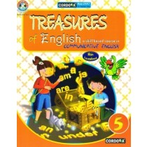 Cordova Treasures of English Main Coursebook 5