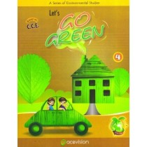 Acevision Let's Go Green Environmental Studies Class 4