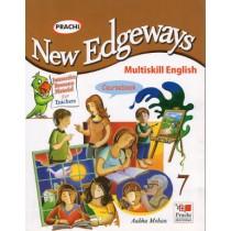 Prachi New Edgeways Multiskill English For Class 7