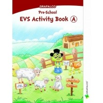 Grafalco Pre-School EVS Activity Book A
