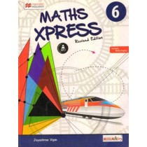 Macmillan Education Maths Xpress Class 6