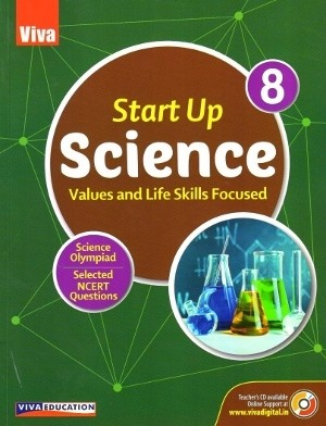 Viva Start Up Science For Class 8