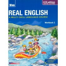 Viva Real English For Class 1 (Workbook)