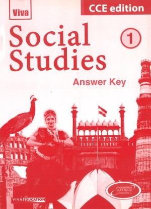 Viva Social Studies For Class 1 (Answer Key)