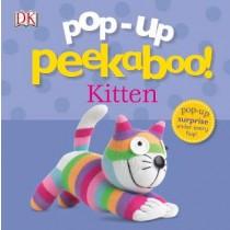 DK Pop-Up Peekaboo! Kitten