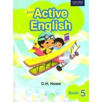 Oxford New Active English Coursebook Class 5