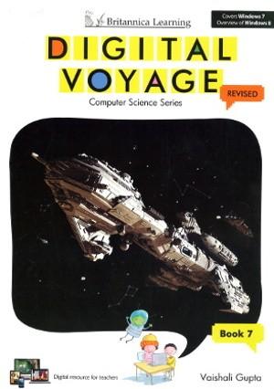 Digital Voyage Computer Science Series Class 7