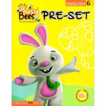 Acevision Busy Bees Pre-Set English Book 6