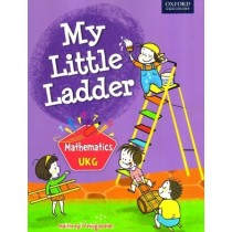 Oxford My Little Ladder Mathematics UKG