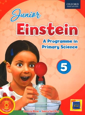 Oxford Junior Einstein A Programme in Primary Science Class 5