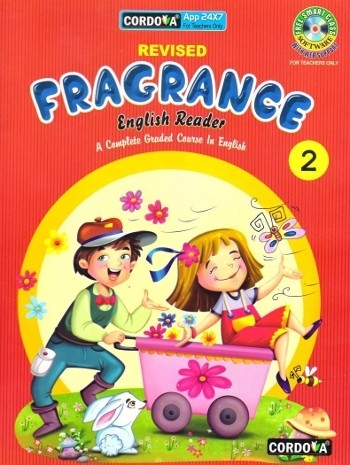 Cordova Revised Fragrance English Reader Class 2