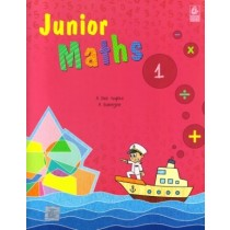 Bharati Bhawan Junior Maths For Class 1