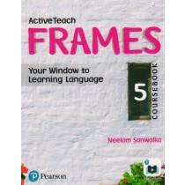 Pearson ActiveTeach Frames Coursebook Class 5