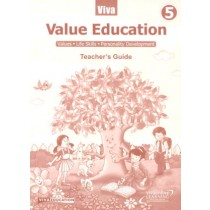 Value Education For Class 5 (Teacher's Guide)