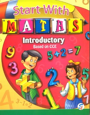 Start With Maths Introductory For KG Class