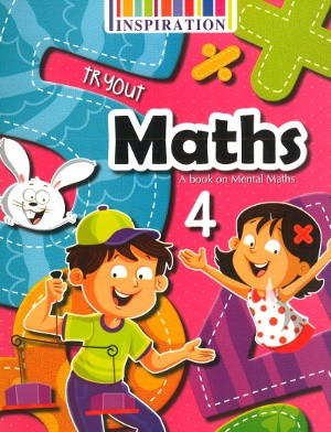 Tryout Maths A book on Mental Maths Class 4