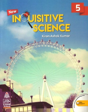 New Inquisitive Science For Class 5
