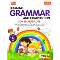 MTG Learning Grammar and Composition For Smarter Life Class 5