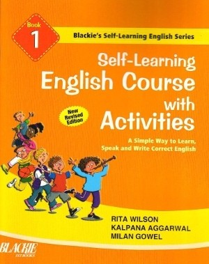 Self Learning English Course With Activities Class 1