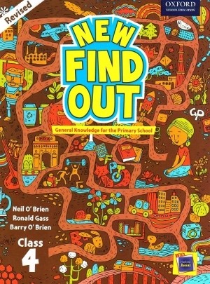 Oxford New Find Out General Knowledge Class 4