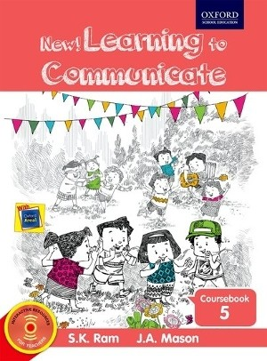 Oxford New Learning To Communicate Coursebook Class 5